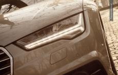 Audi A7 3,0 TDI S line - światła matrix LED