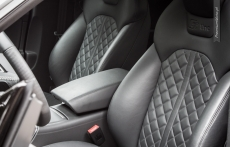 Audi A7 3,0 TDI S line wnętrze