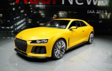 Audi Quattro Concept Frankfurt