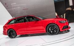 Audi RS6 w Genewie