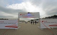Audi Sportscar Experience tor poznań Polskae