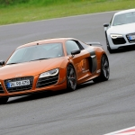 Audi Sportscar Experience tor poznań Polska