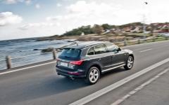 Audi Q5 S line TFSI Test Bornholm