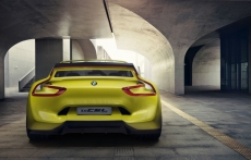 BMW 3,0 CSL Hommage tyl