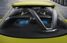 BMW 3,0 CSL Hommage wnetrze