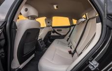 BMW 4 Gran Coupe Luxury wnetrze