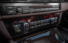 BMW 535d xdrive wnetrze