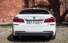 BMW 535d xdrive exterior