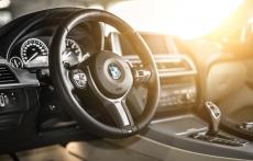BMW 6 coupe m Sport wnetrze