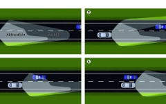 Volkswagen CC dynamic Light Assist
