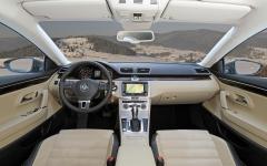 Volkswagen CC test wnetrze
