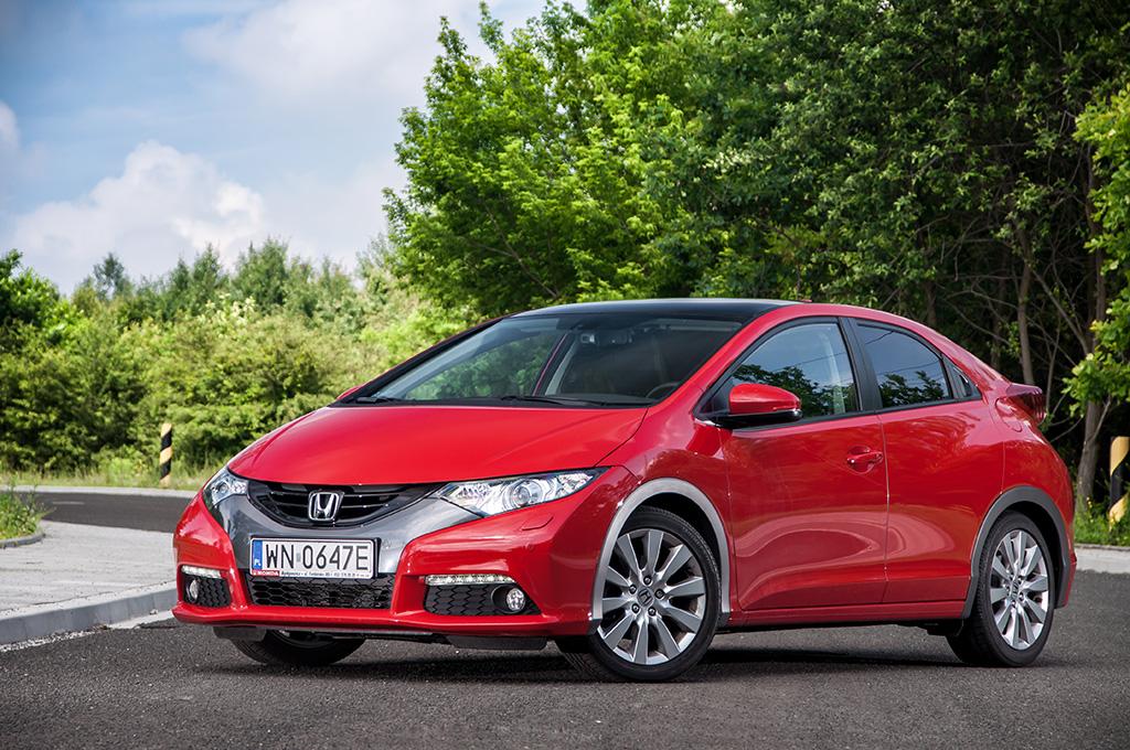 Honda Civic Sport 18 I Vtec Test Premiummotopl