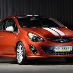 Opel Corsa OPC Line