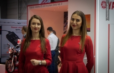 Dziewczyny Motor Show Poznań 2015