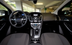 Ford Focus Wnetrze