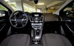 Ford Focus Wnetrze