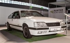 Opel Monza GSE
