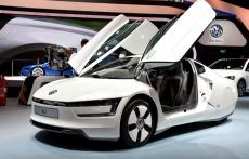 Volkswagen XL1 Concept Frankfurt