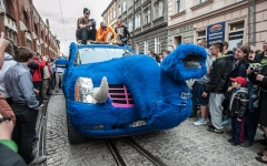 Gumball 3000 2013 w Polsce