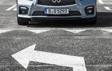 Infiniti Q50 S hybrid awd