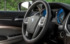 Lancia Thema CRD Test