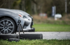 Lexus RC F grey