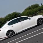 Lexus GS450h f sport tor