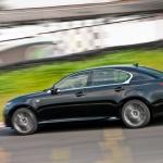 Lexus GS450h F Sport