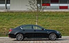Lexus GS450h F sport test