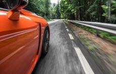 Lexus RC-F Carbon droga transfogarska