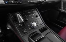 Lexus CT200h F sport interior