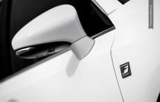 Lexus CT200h F sport mirror