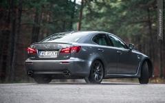 Lexus IS-F 2012