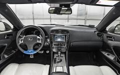 Lexus IS-F 2014 test polska wnetrze