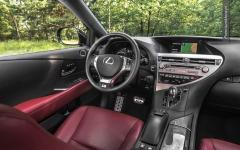 Lexus RX450h F sport