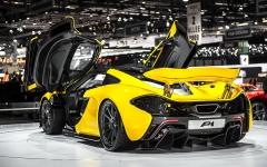 McLaren P1 w Genewie