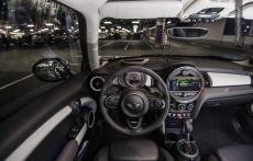 Mini Cooper S R56 wnętrze