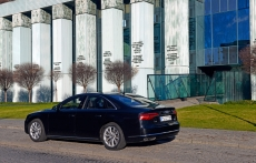 Nowe Audi A8 Polska premiera