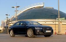 Nowe Audi A8