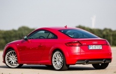 Nowe Audi TT s line test