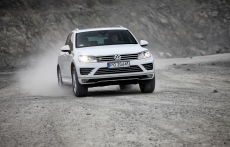 Nowy Volkswagen Touareg Perfectline R-Style
