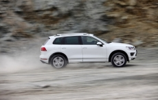 Nowy Volkswagen Touareg V8 TDI Perfectline R-style