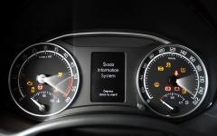 Skoda Octavia RS 2,0 TDI zegary