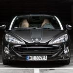 Peugeot RCZ Brownstone test
