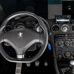 Peugeot RCZ Brownstone wnetrze