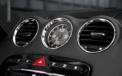 Peugeot RCZ Brownstone zegar