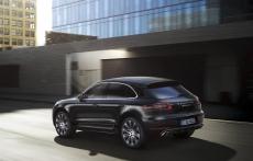Porsche Macan w Polsce