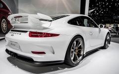 Porsche 911 GT3 w Genewie