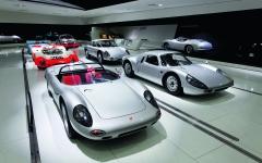 Ekspozycja tematyczna Targa Florio w Porsche Muzeum