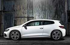 Volkswagen Scirocco R nadwozie